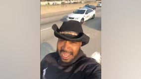Dread Head Cowboy's horse may need to be euthanized after Dan Ryan protest: prosecutors