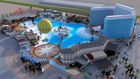 'Crystal Lagoons Island Resort' approved by Glendale City Council, expected to open in 2022