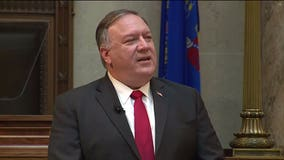 Sec. Pompeo warns of China influence in state, local governments
