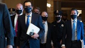 Pelosi and Mnuchin have 'extensive' talks on new COVID-19 relief package