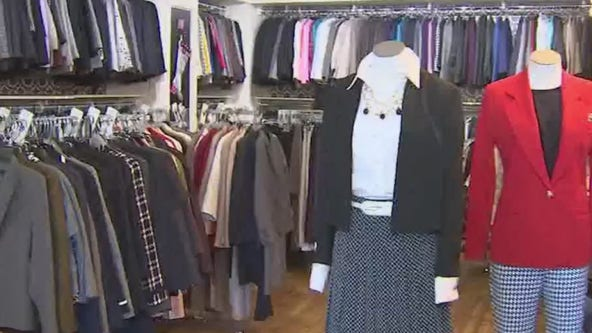 Dress for Success: Nonprofit provides women with professional attire - virtually
