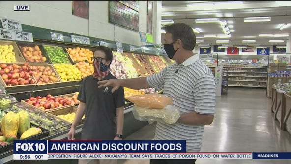 Thrifty Thursday: American Discount Foods in Mesa