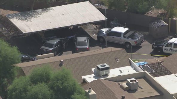 Mesa police investigating officer-involved shooting near University and Evergreen