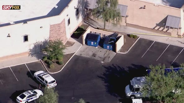 Newborn baby found dead behind business in southwest Phoenix