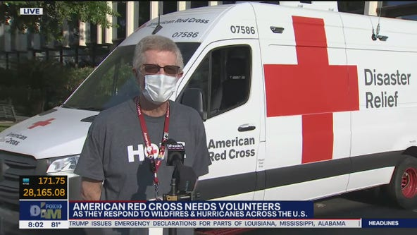 American Red Cross in need of volunteers