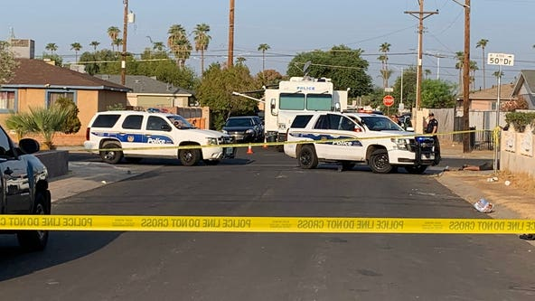 Phoenix police investigating fatal shooting at party near 51st Avenue and Camelback Road