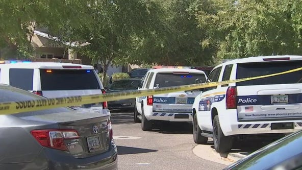 Phoenix Police identify couple killed in murder-suicide