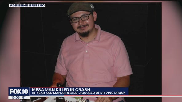 Man killed by alleged teen drunk driver remembered fondly by family