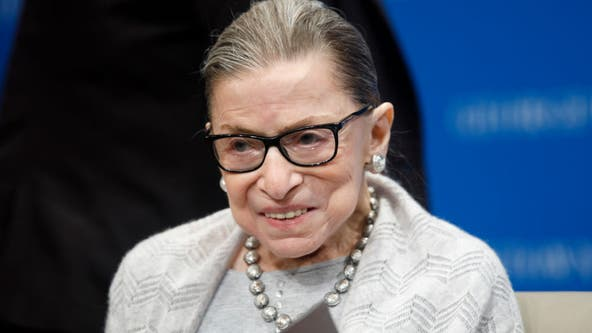 RBG: Photos of Ruth Bader Ginsburg through the years