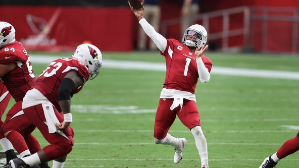 Arizona Cardinals win first home game of season against Washington 30-15