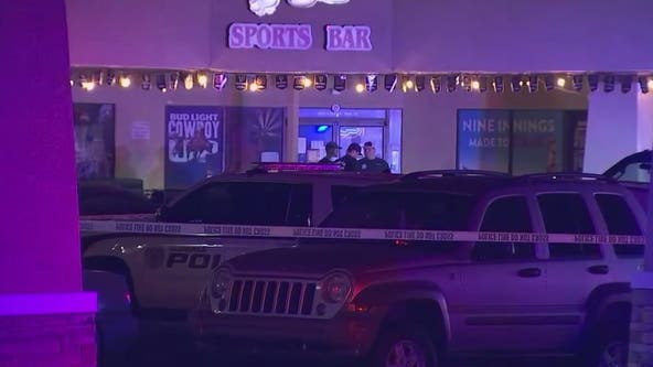 PD: Woman hospitalized following shooting outside Glendale bar