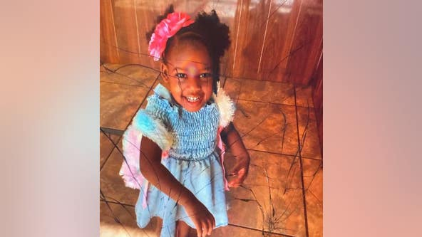 Three-year-old girl left inside vehicle stolen in Dallas found unharmed