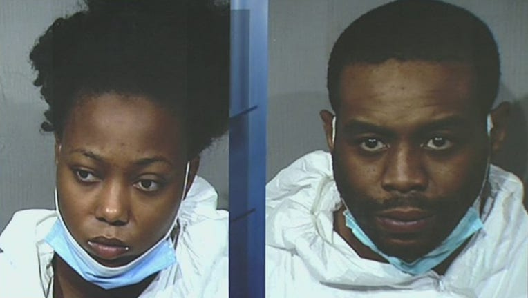 Child abuse suspects from Mesa