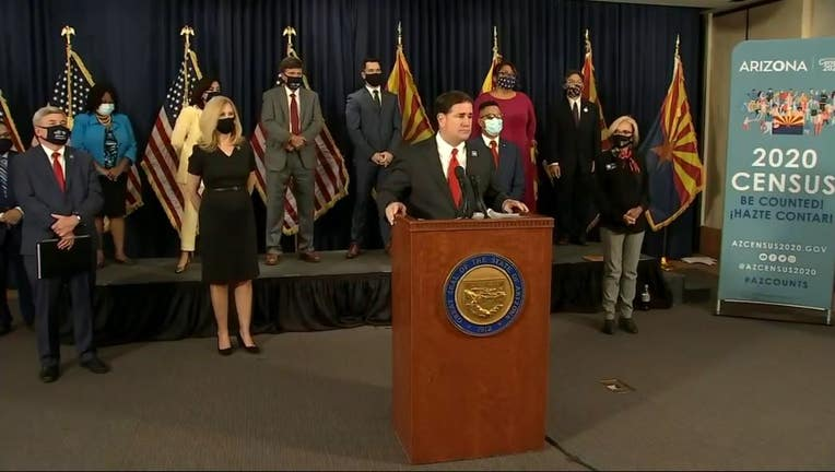 ducey census news conference 091720
