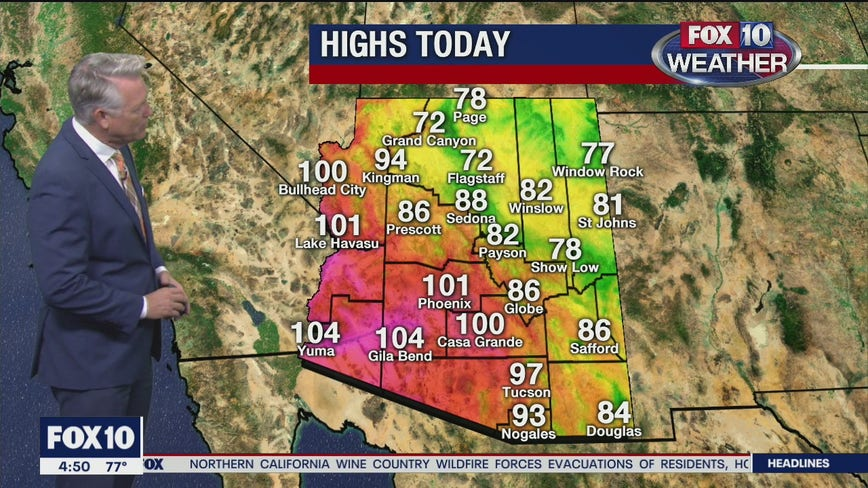 Morning Weather Forecast - 9/28/20