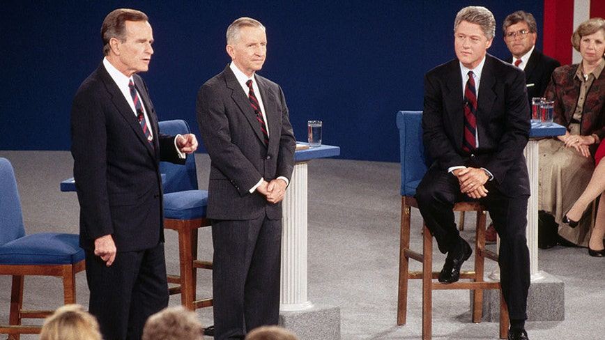 A look at some of the most memorable presidential debate moments in history