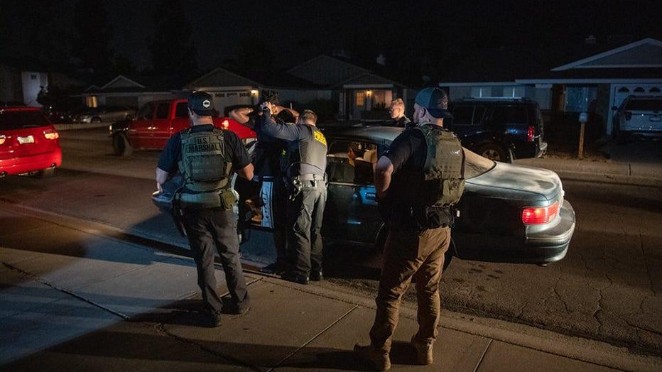 Operation Snake Eyes arrest
