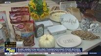 Rare Ambition non-profit sells Thanksgiving food boxes