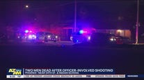 Two men dead following Phoenix officer-involved shooting