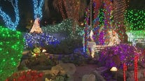 Phoenix man decorates home early to spread Christmas cheer amid pandemic