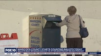 Election 2020: Maricopa County begins counting early ballots