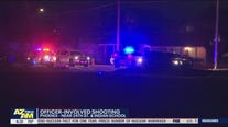 Phoenix Police: No officers hurt, 2 men critically injured in shooting