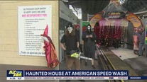 'Tunnel of Terror' haunted car wash in Mesa