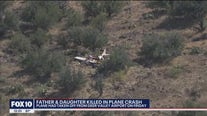 YCSO: Plane missing since Oct. 24 found crashed near Cordes Lakes; 2 dead