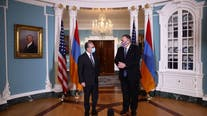 U.S. stepping up diplomatic efforts to try to end fighting between Armenia and Azerbaijan