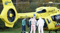 Dutch hospital airlifts patients to Germany amid COVID-19 surge