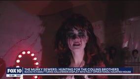 Buckeye family turns Halloween display into functional haunted house