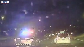 DPS use Grappler Bumper to safely end pursuit on Loop 202