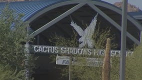 100 Cactus Shadows High School students quarantined due to possible exposure