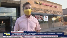 YC's Mongolian Grill closes 3 restaurants during pandemic, leaving 2 locations in Gilbert and Tempe
