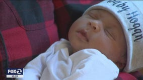 Firefighters respond to 911 call, deliver baby