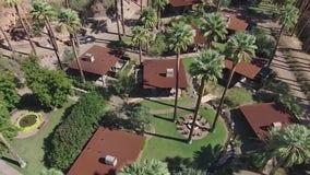 Castle Hot Springs, a desert oasis, is back open