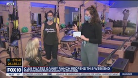 Club Pilates Gainey Ranch reopening in Scottsdale