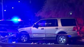 Police investigating deadly shooting, crash in Phoenix