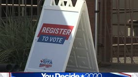 Final push to register voters as Oct. 15 registration deadline nears for Arizona