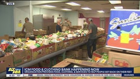 ICM Food & Clothing Bank holds virtual fundraiser to help those impacted by COVID-19