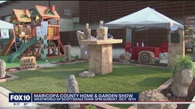 Maricopa County Home & Garden Show kicks off Oct. 17 with safety precautions