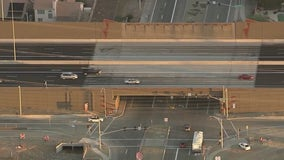 Loop 202 interchange at 32nd St, shared-use path now open