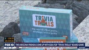2 Arizona friends come up with idea for 'Trivia Trolls' board game