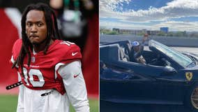 Cardinals' DeAndre Hopkins explains why he gave the 'birdie' to a group of Trump supporters on Arizona highway