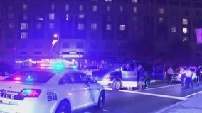 2 charged after explosives found in van on Ben Franklin Parkway