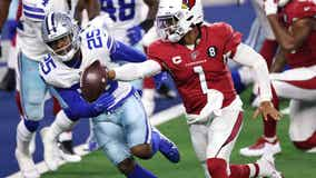 Murray leads Cardinals to 38-10 win over Dallas Cowboys