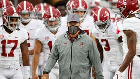 Nick Saban, Alabama AD Greg Byrne test positive for COVID-19