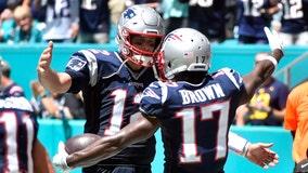 NFL on FOX: Buccaneers make deal with Antonio Brown
