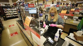'Alarming rate' of coronavirus infection among grocery store workers, study finds