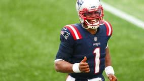 Cam Newton test positive for coronavirus; Patriots game vs. Chiefs postponed